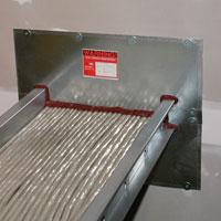 Feuilles composites coupe-feu SpecSeal® - STI